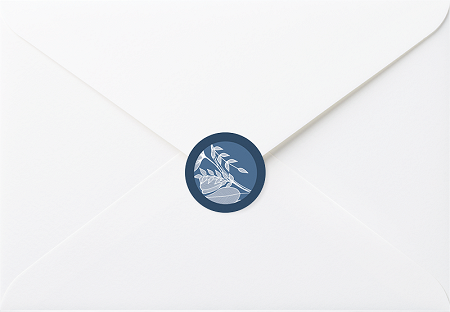 Eternal Elegance Envelope Seals
